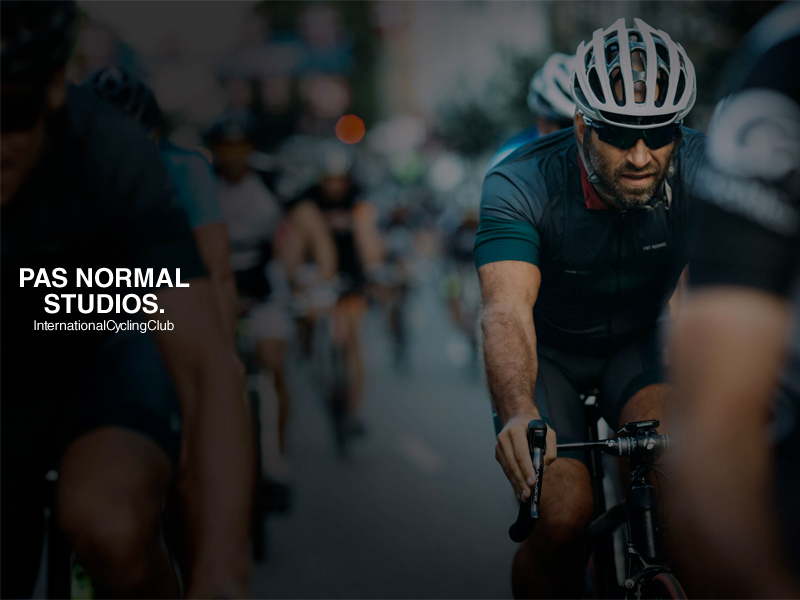 Pas Normal Studios International Cycling Club