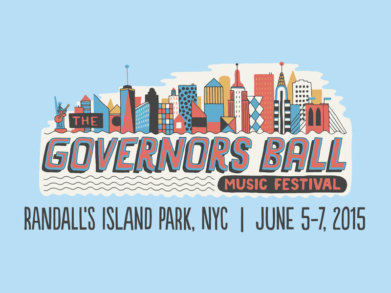 Governors Ball Music Festival New York, 2015