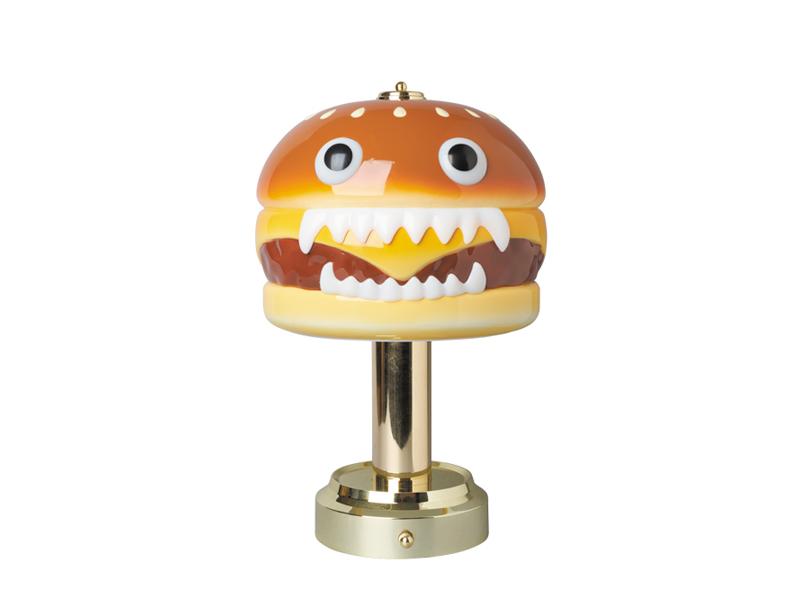 Undercover Hamburger Lamp by Medicom Toy Company