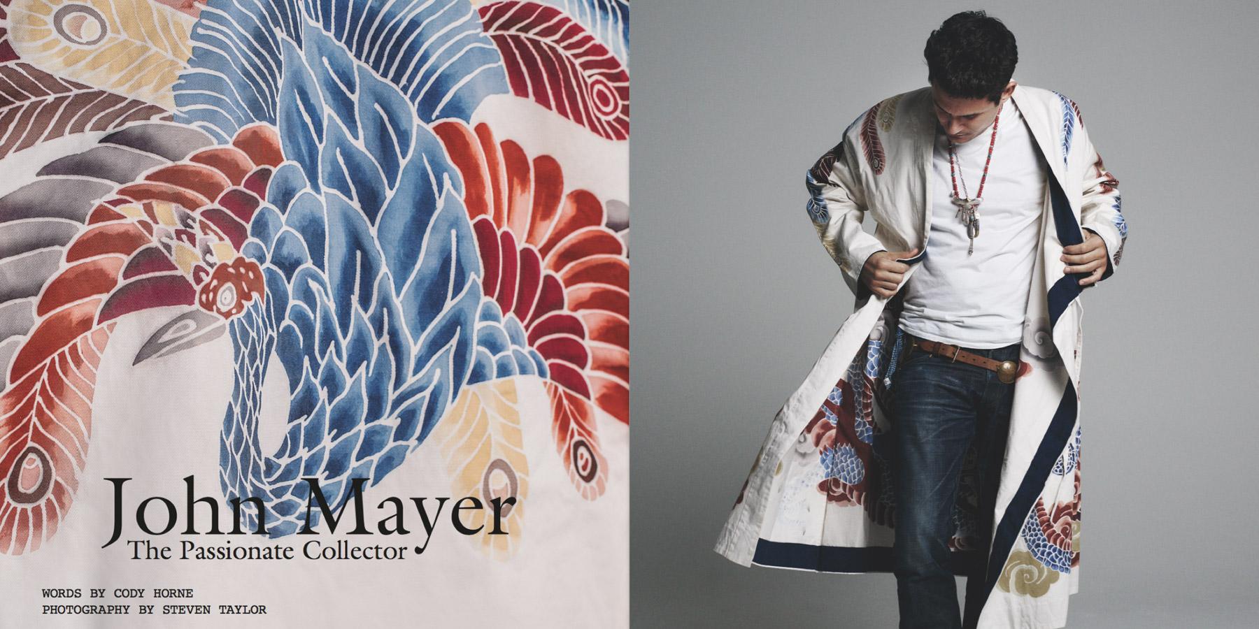 Hypebeast Magazine 14 John Mayer cover story