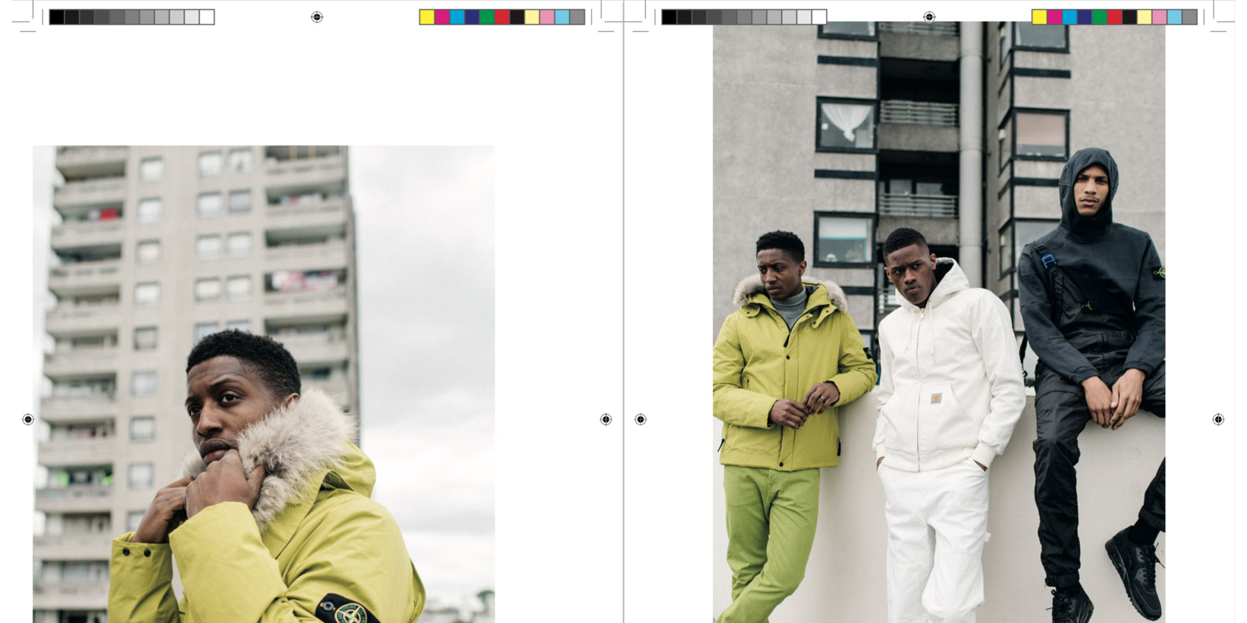 Hypebeast Magazine 15 Rude Boy fashion editorial