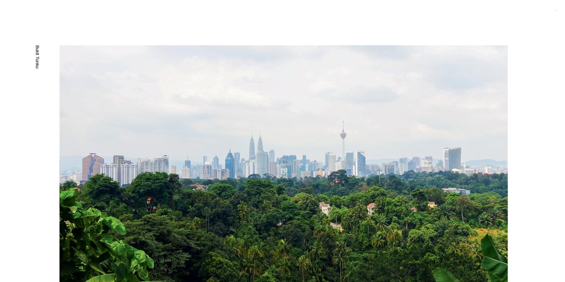 BEINGHUNTED. Magazine #01 - Kuala Lumpur