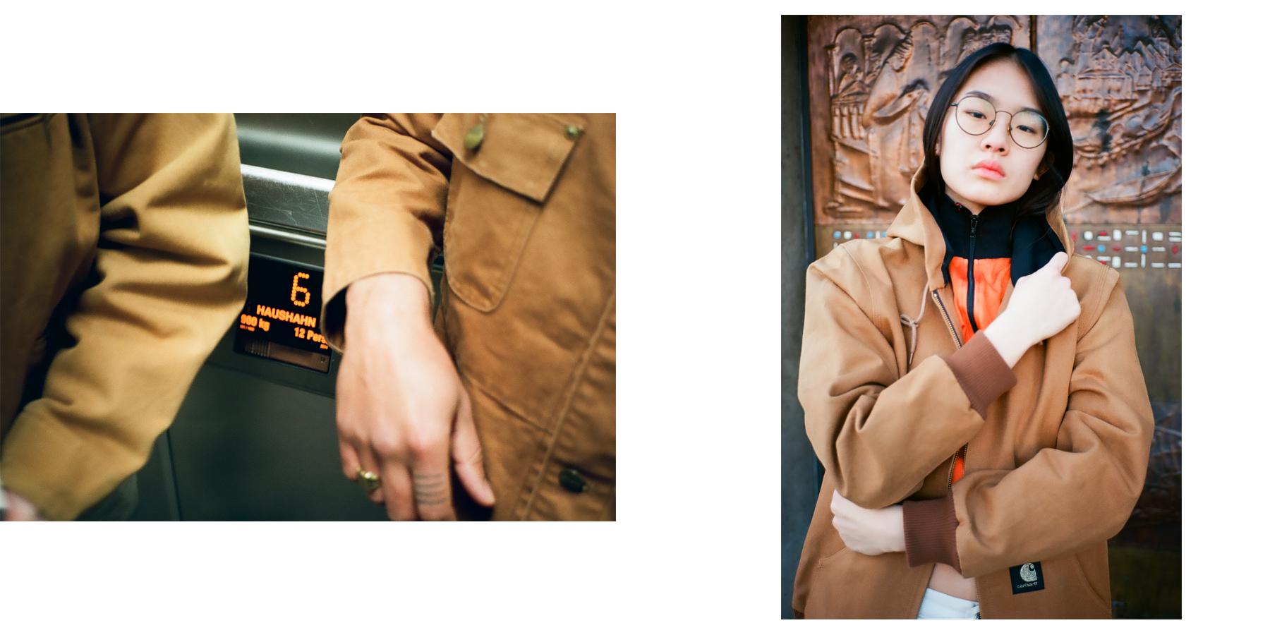 BEINGHUNTED. Carhartt WIP The Essence of Progress - Mobilegirl, Mastermind Japan