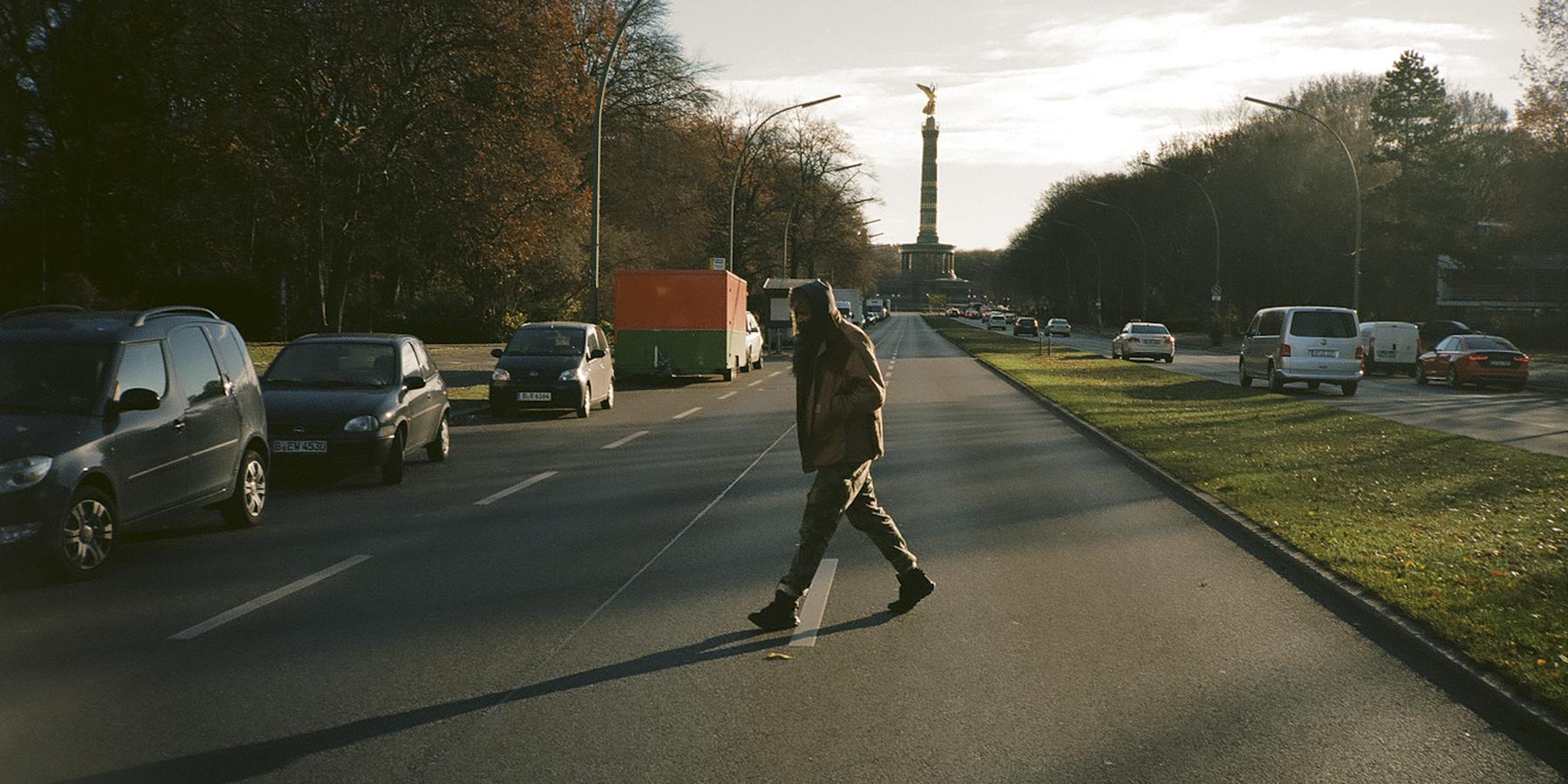 BEINGHUNTED. Carhartt WIP The Essence of Progress - Dirk Bonn Chore Jacket