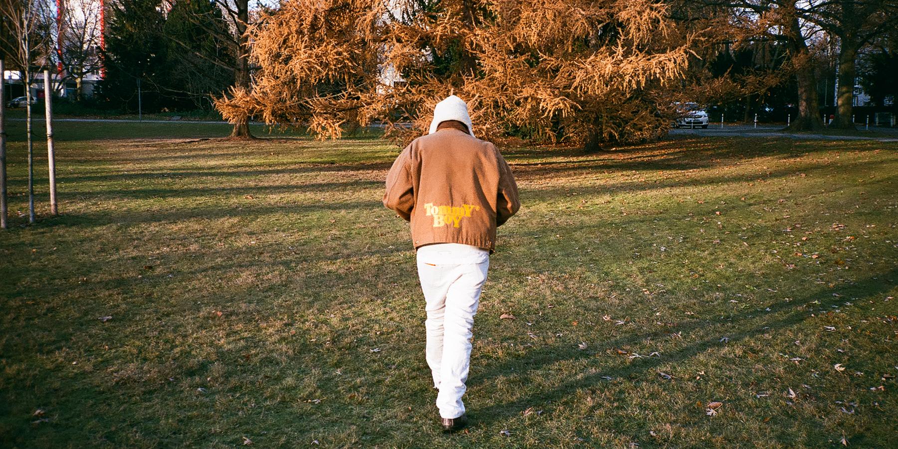 BEINGHUNTED. Carhartt WIP The Essence of Progress - Tommy Boy Jacket Fetisch Terranova
