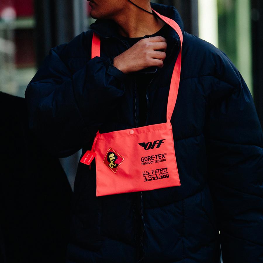 Off-white-gore-tex-paris-fashion-week-cross-body-bags